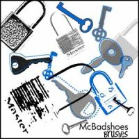 Keys - Locks by mcbadshoes