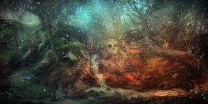The Forest Of Rebirth by Narandel
