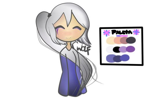 Mai :3 by Wolf-FnafHS