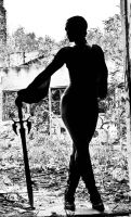 Silhouette by MissEnthropy