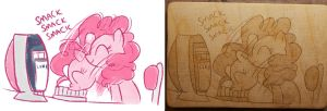 PINKIE PIE STYLE! by AugustBebel