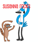Regular Show JD kiribian by Smosher247