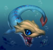 Seadramon by rollwulf