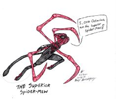 The Superior Spider-Mew! by TheSuperiorSpiderMew