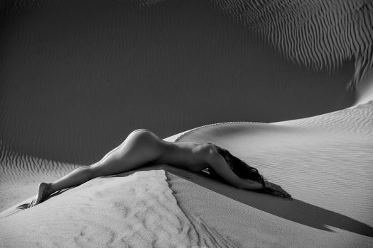 Dune Bend by ImpressionofLight