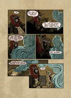Chapter 1- Haunted Painting. Full Page 23 by ceallach-monster