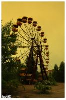 Ferris Wheel by KasFEAR