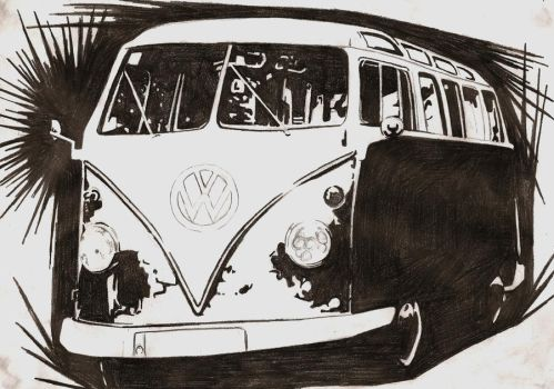 VW by beckyds42