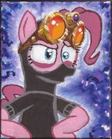 Pinkie spy befuddled by Pwnyville