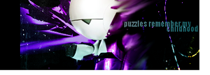 Puzzles n' Robots - Signature by bioxyde