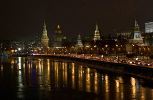 Moscow by EvgeniaUdacha