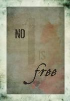 No One Is Free by Trookeye