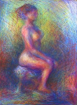 Color Figure Study by greenfortune
