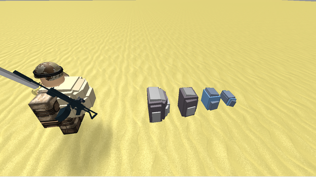 Backpacks preview by Gabers100