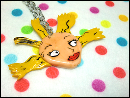 Cynthia Necklace by GrandmaThunderpants