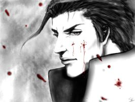 Aizen kill by Aquila--Audax