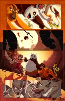 Kungfu Panda Comic by Fpeniche
