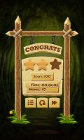 Score card for True Puzzle-Android game by send2owais