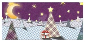 My 2005 holidays card by Ninina-nini