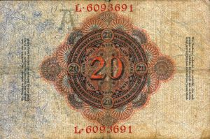 banknotes - GERMANY no.2 by gapystock