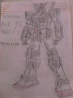 RX-78-1 Prototype by daigospencer