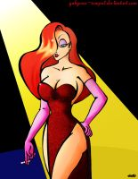 Jessica Rabbit by Yukyona-G-R
