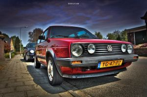 My Car HDR by MisterDedication
