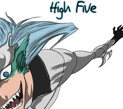 Gimme a High Five by Diddi01