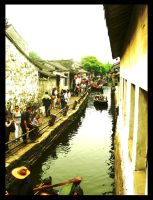 Old Water Town by ShanghaiBoo