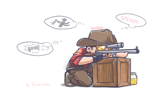TF2 - Wankas by Tanita-sama