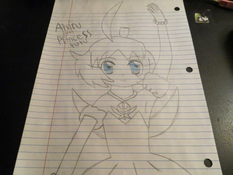 Princess tutu :D by 0Duckie0