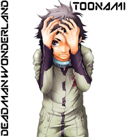 Toonami: Ganta (Woodpecker) by JPReckless2444