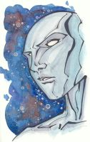 Silver Surfer by KidNotorious