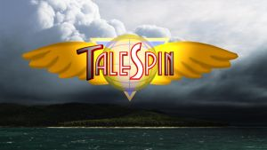 TALESPIN LOGO (CLEAN) by PUFFINSTUDIOS