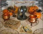 Samhain Blessings by ScraNo