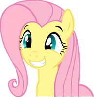 Fluttershy Squee by Ravirr94