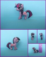 Twilight Sparkle Mini Sculpture by minnichi