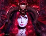 The red devil by annemaria48