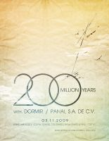 200 Million Years 02 by brianson