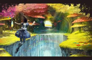 Alice Madness Returns by bachiheavy
