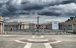 St Peter's Square by RachelP16