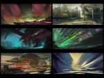 Environment sketches 8 by pav327