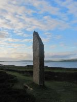 Stones at Solstice, Scotland by SheepSlave
