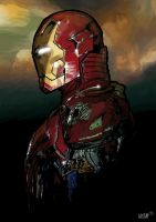 Iron Man by sunteam