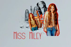 Miss Miley by NessaSotto