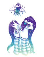 Music Pony Adoptable :CLOSED: by MaGeXP