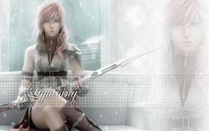 FFXIII Lightning WP by Hallucination-Walker