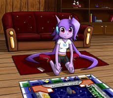 Boardgames with Lilac by JT-Metalli