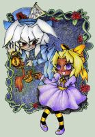 Cardgames in Wonderland by BlindBandit642