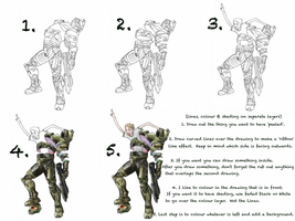 How I Did Halo Nerd by ThatSpark